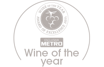 Metro Wine of the year