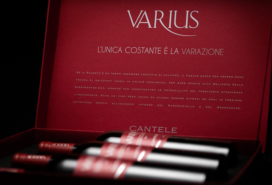 Varius Cantele
